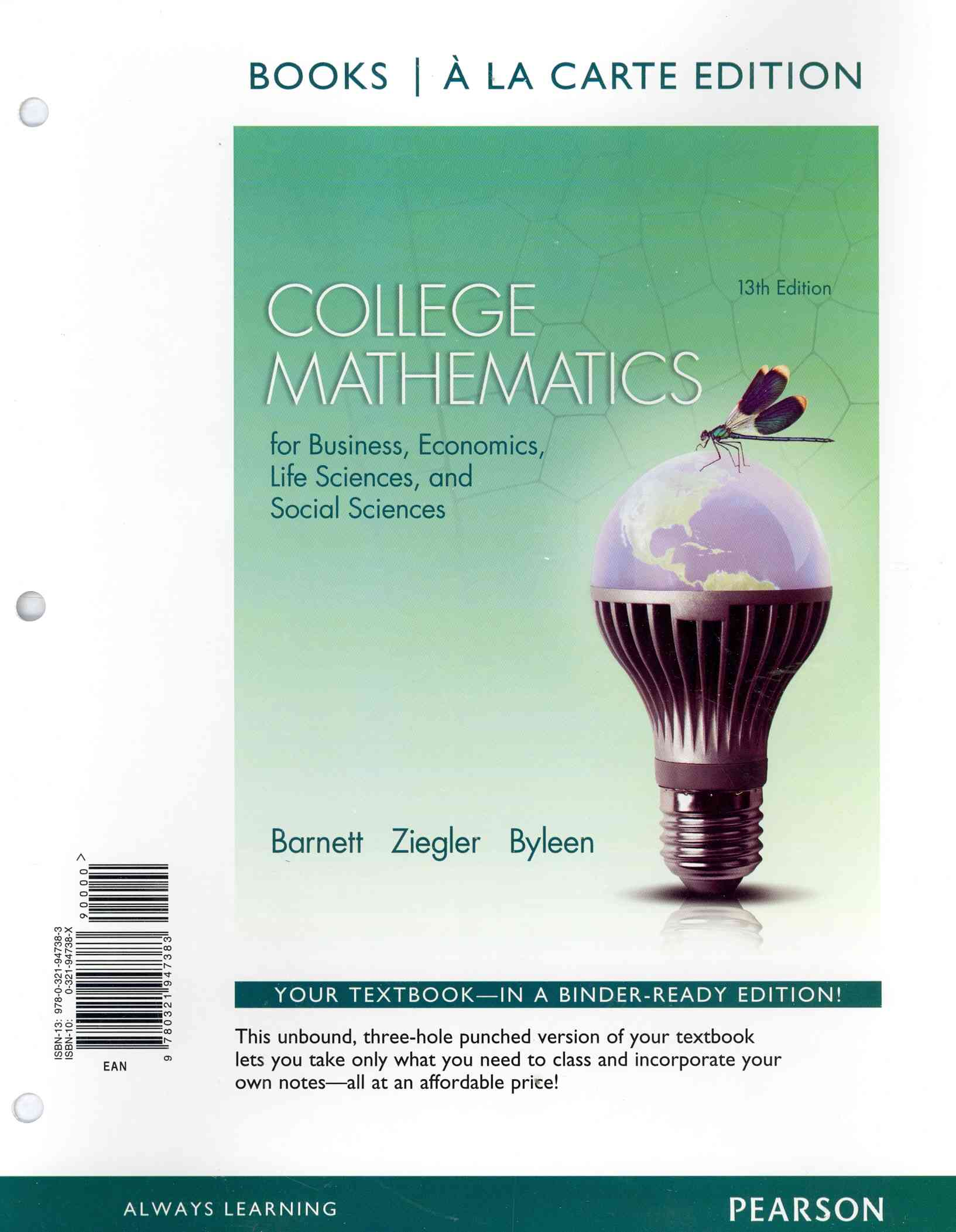 College Mathematics For Business Economics Life Sciences And 54